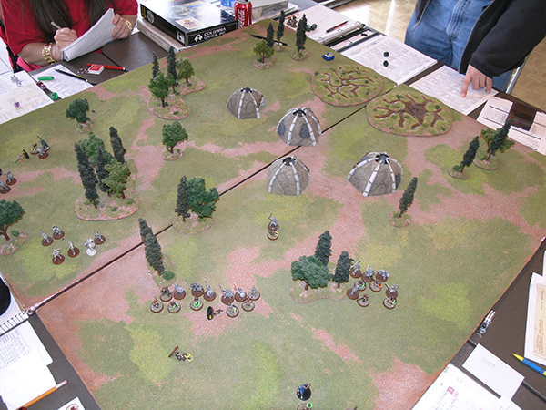 Salute                         2014 Battlelust event