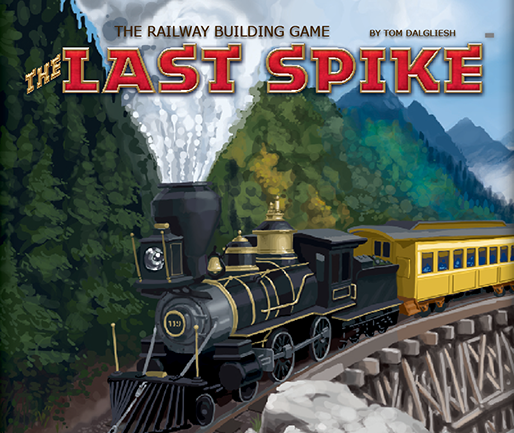 The Last                                                           Spike Railway                                                           Building Game