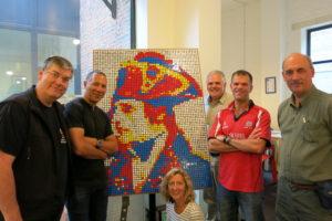 Rubiks CubeNapoleon Art