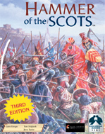 Hammer of the Scots 3rd Edition -  Columbia Games
