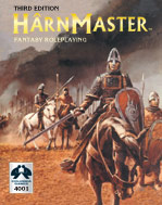 H�rn fantasy role playing game, RPG, HarnMaster, HarnWorld