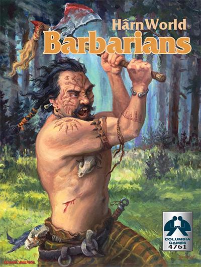 HarnWorld Barbarians