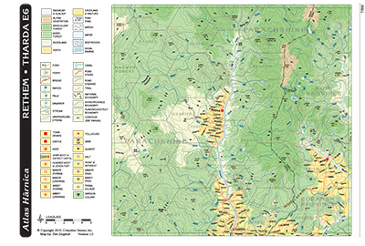 HarnAtlas Map E6