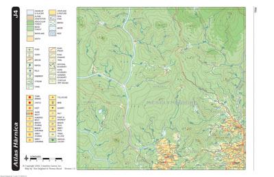 Atlas Harnica Map J4