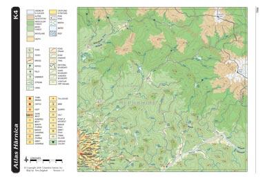 Atlas Harnica Map K4