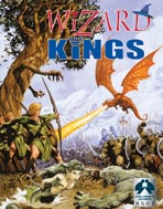 Wizard                                                           Kings fantasy                                                           boardgame                                                           section