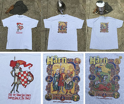 Harn T-Shirts
